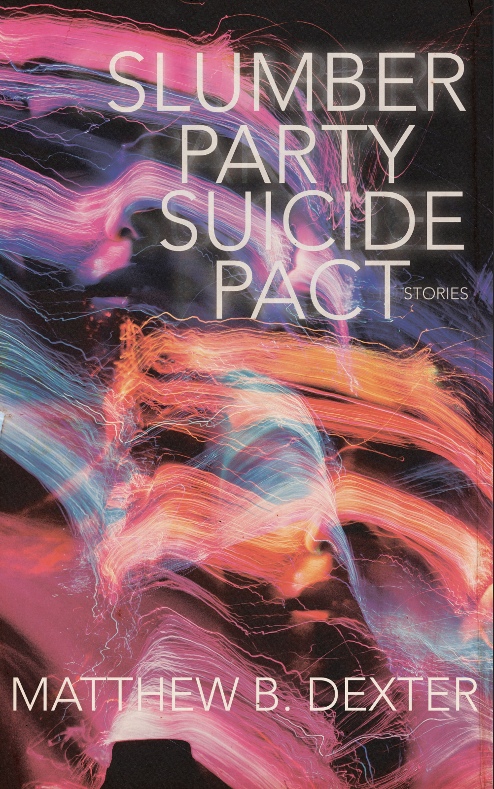 slumber party suicide pact cover mock